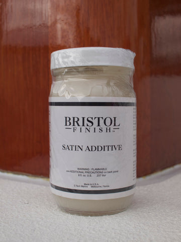 Satin Additive for Traditional Amber