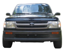 Load image into Gallery viewer, AVS 95-00 Toyota Tacoma High Profile Bugflector II Hood Shield - Smoke