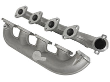 Load image into Gallery viewer, aFe Bladerunner Manifolds Exhaust for Ford Diesel Trucks 03-07 V8-6.0L (td)