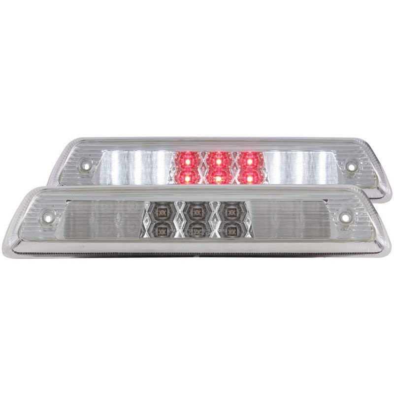 ANZO 2009-2014 Ford F-150 LED 3rd Brake Light Chrome B - Series
