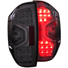 Load image into Gallery viewer, ANZO 2014-2015 Toyota Tundra LED Taillights Smoke