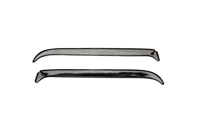 AVS 84-90 Ford Bronco Ii Ventshade Window Deflectors 2pc - Stainless