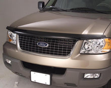 Load image into Gallery viewer, AVS 03-06 Chevy Avalanche (w/o Body Hardware) Hoodflector Low Profile Hood Shield - Smoke