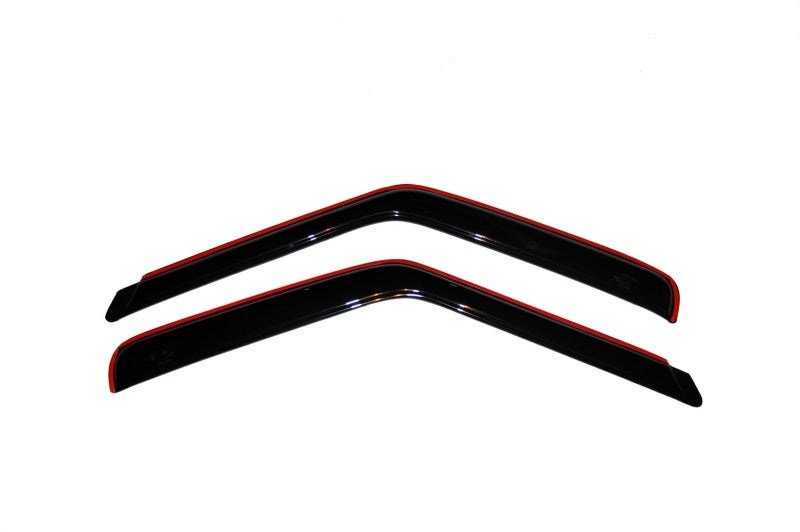 AVS 94-03 GMC Sonoma Ventvisor In-Channel Window Deflectors 2pc - Smoke