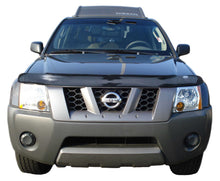 Load image into Gallery viewer, AVS 05-16 Nissan Xterra High Profile Bugflector II Hood Shield - Smoke