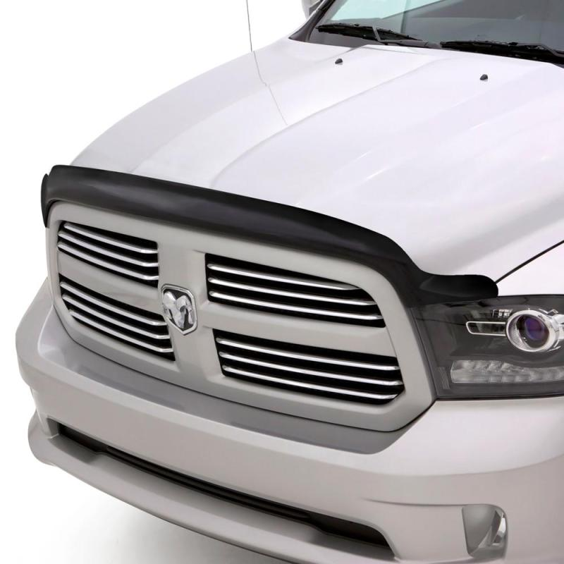 AVS 89-95 Toyota Pickup High Profile Bugflector II Hood Shield - Smoke