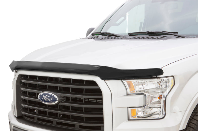 AVS 08-18 Toyota Sequoia Bugflector Medium Profile Hood Shield - Smoke