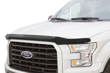 Load image into Gallery viewer, AVS 11-16 Ford F-350 Bugflector Medium Profile Hood Shield - Smoke