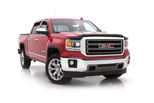 Load image into Gallery viewer, AVS 14-18 GMC Sierra 1500 High Profile Bugflector II Hood Shield - Smoke