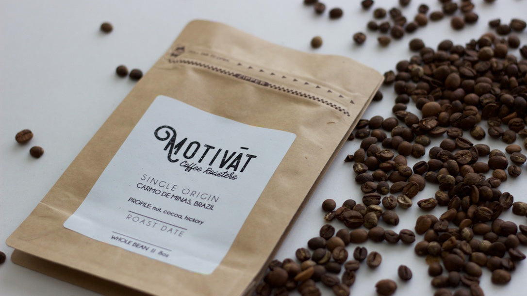 Motivāt Coffee Roasters Cupping Event