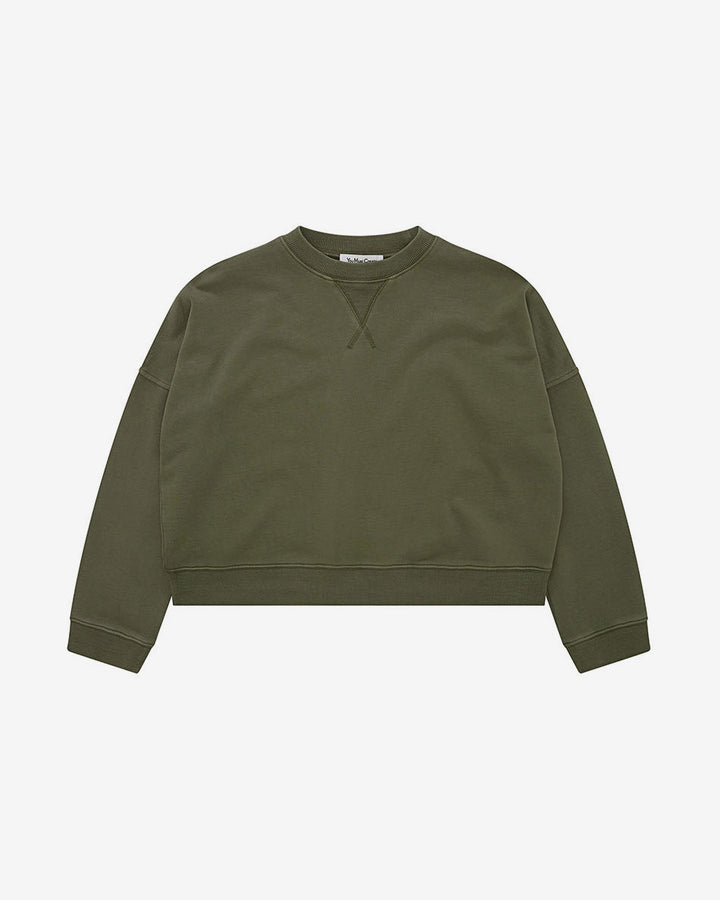 Almost Grown Sweat in Olive