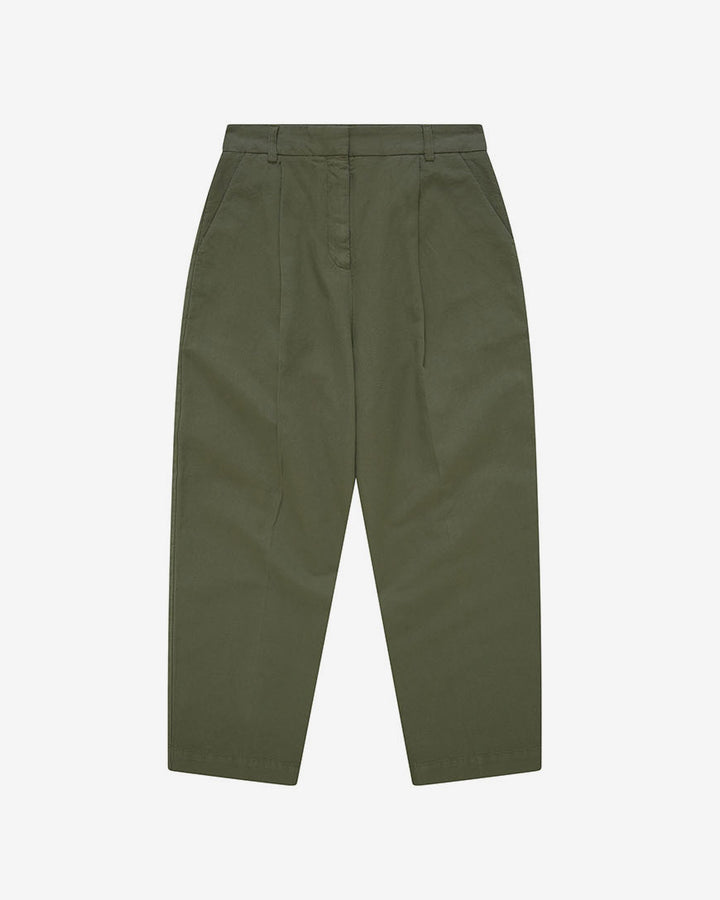 Market Trouser in Olive