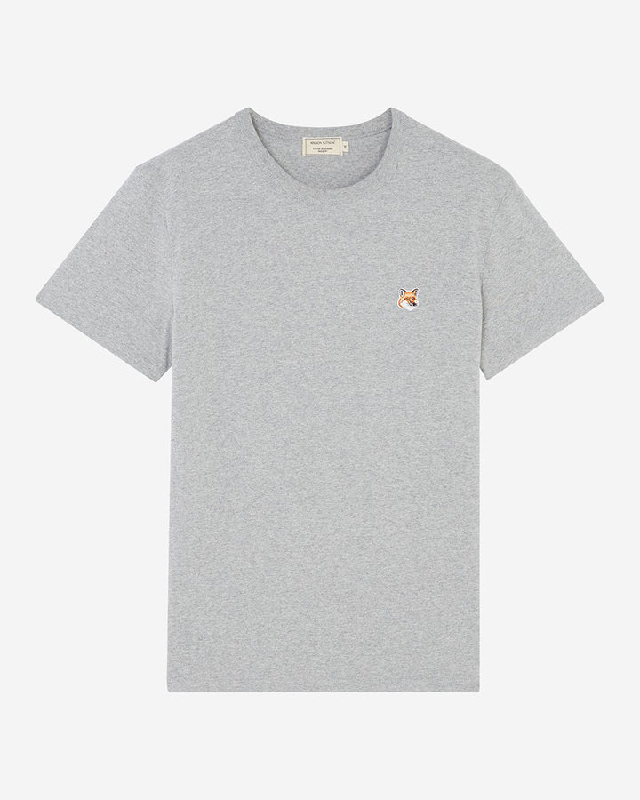 Fox Head Patch Tee Grey