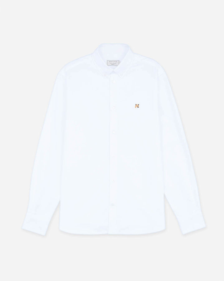 Fox Head Patch Oxford White