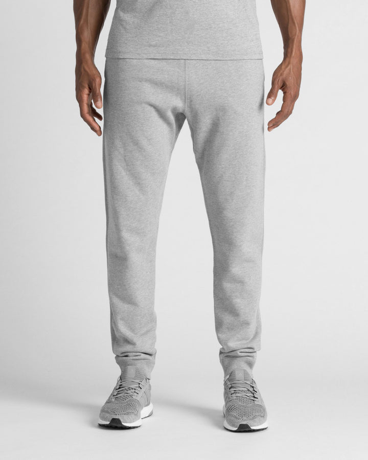Slim Sweatpant Heather Grey