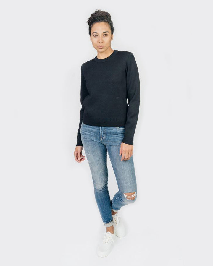 Hana Sweater Black