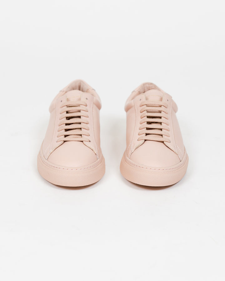 ZSP4 Leather Sneaker Nude