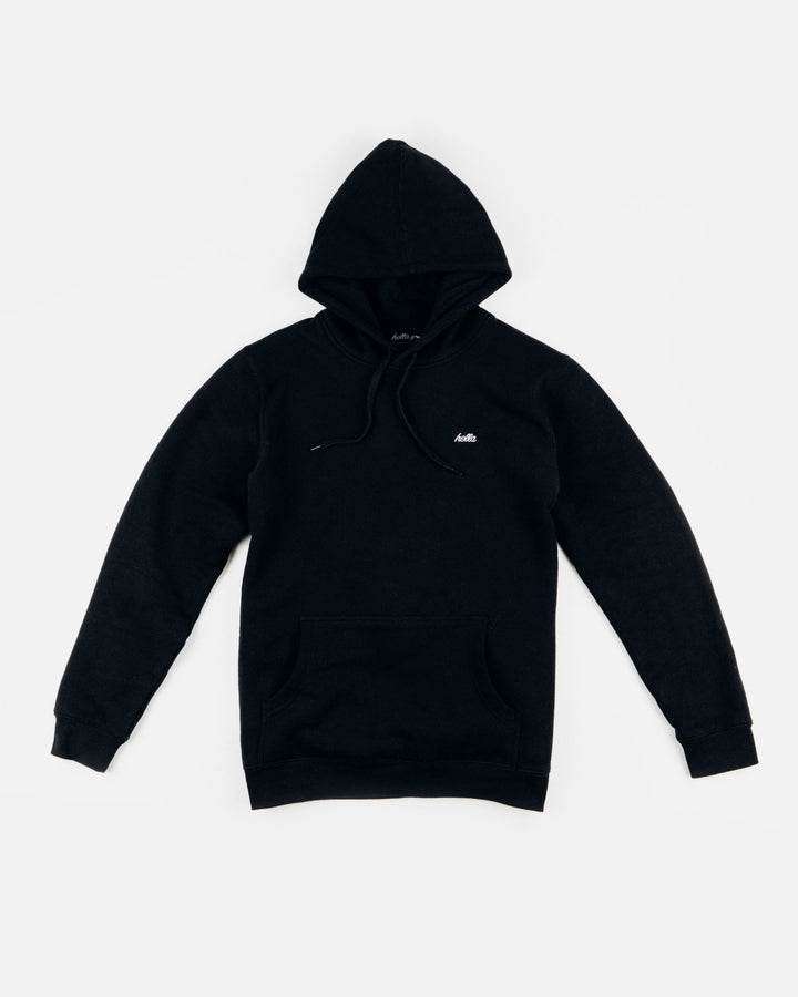 Hella Hoodie Medium Weight Fleece