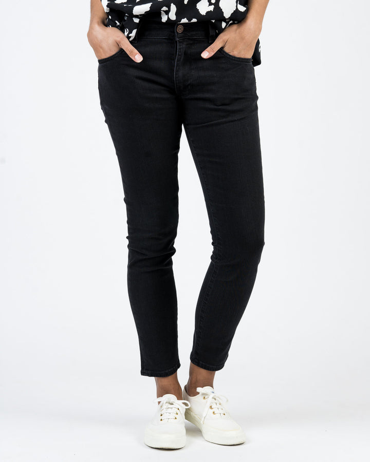 Mini Skinny Black