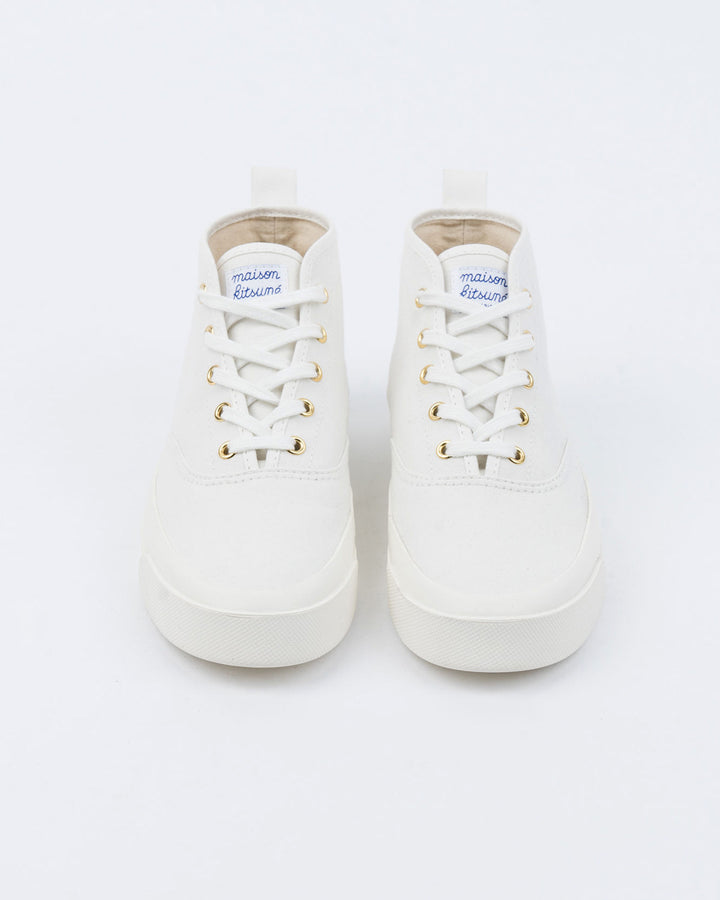 Canvas High Top Sneakers