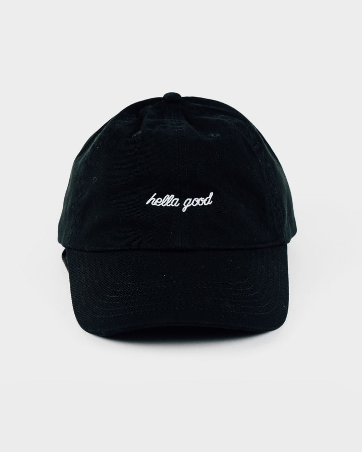 Hella Good Dad Cap