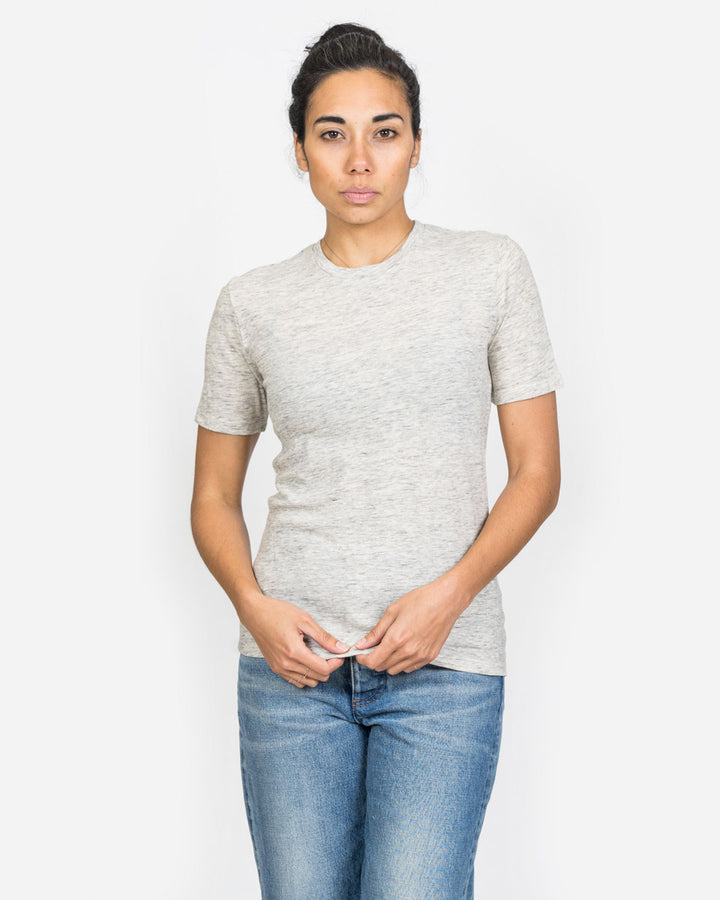 Rampling Tee Heather Grey