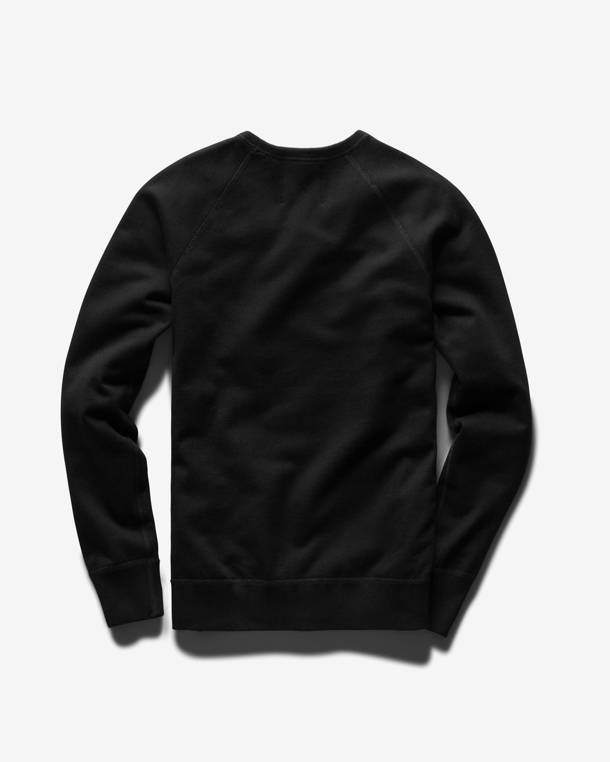 Lightweight Crewneck Sweatshirt Black