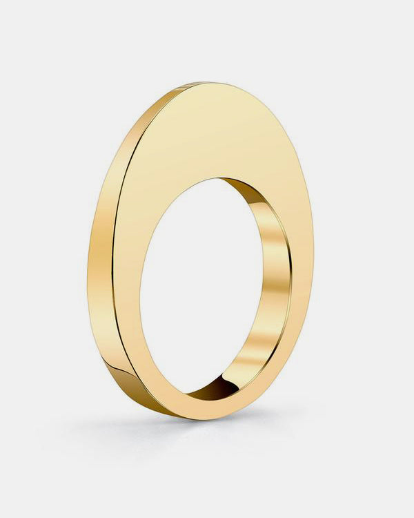 Narrow Egg Ring