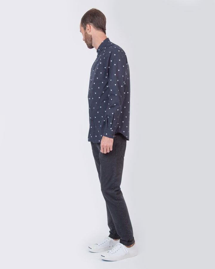 Damien Shirt Navy