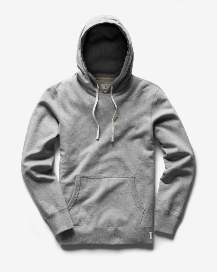 Mid Weight Terry Pullover Hoodie