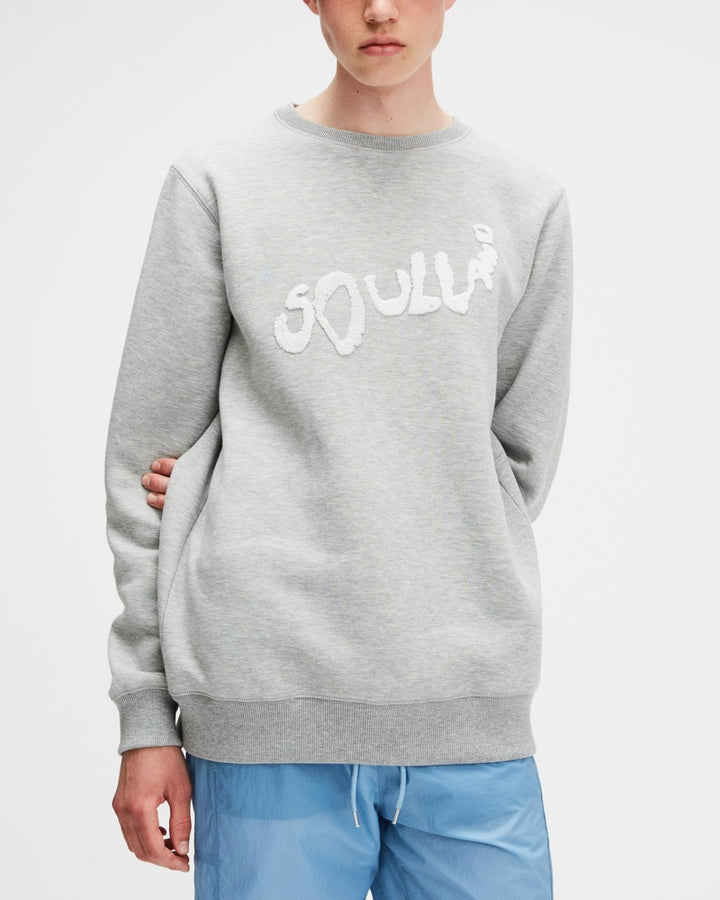 Normann Sweatshirt Grey