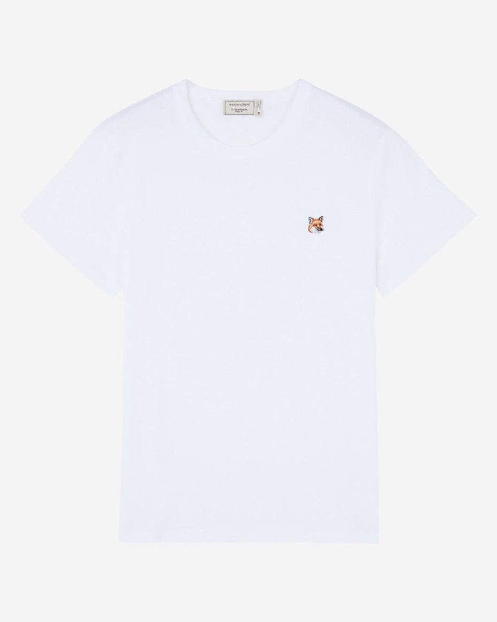 Fox Head Patch Tee White