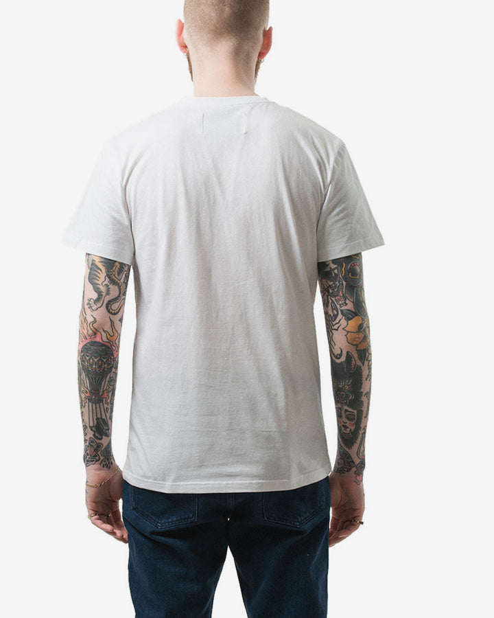Casual Tee White