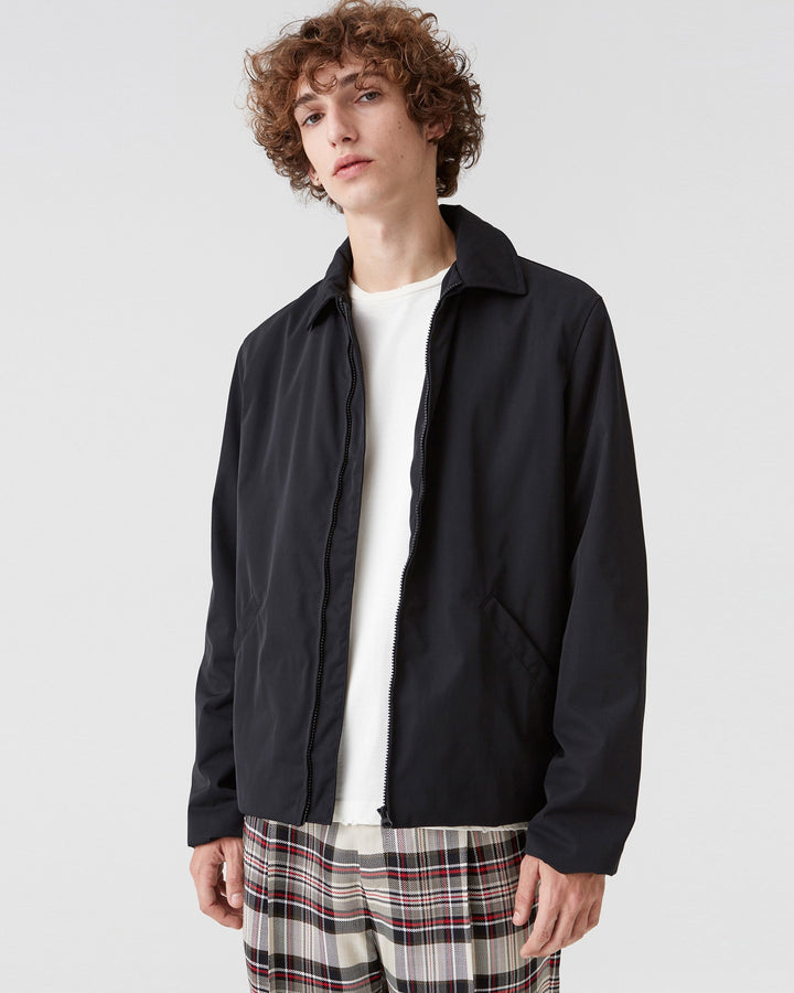 Clean Jacket Black