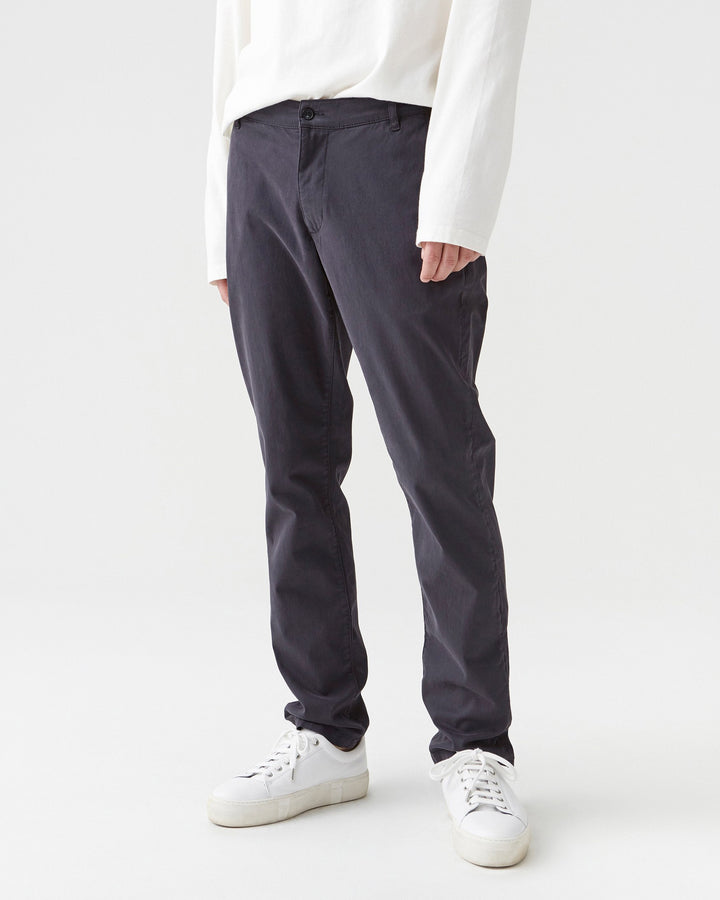 Nash Trouser Faded Black