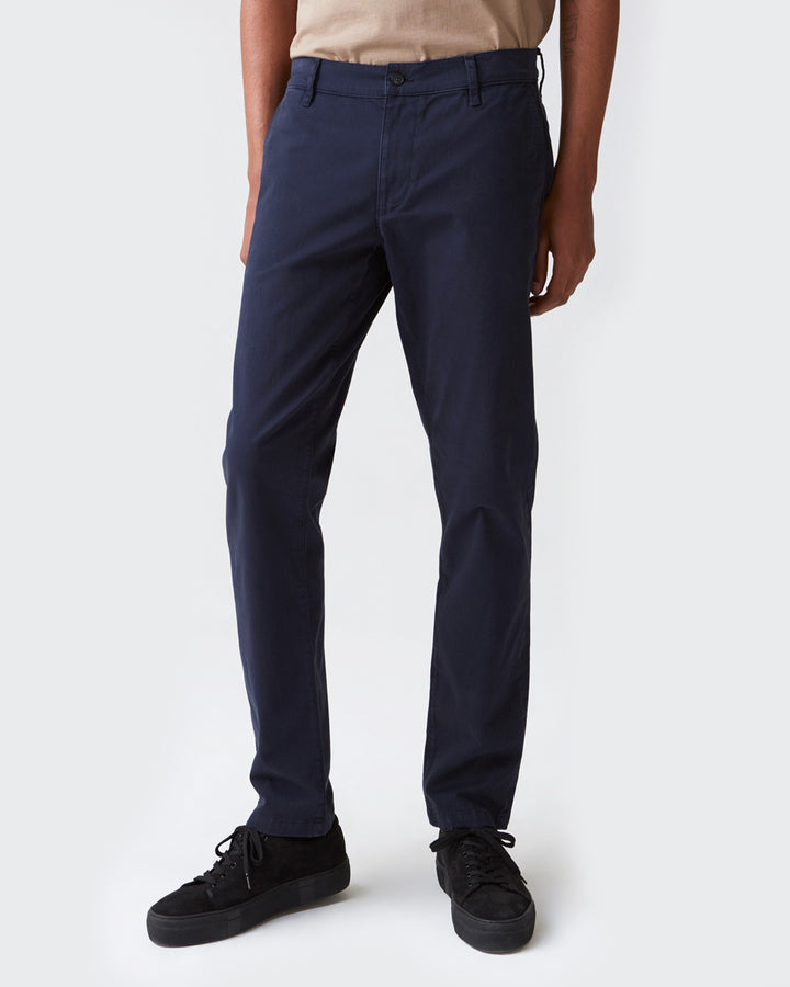 Nash Trouser Dark Blue