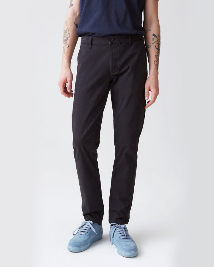 Nash Trouser Black