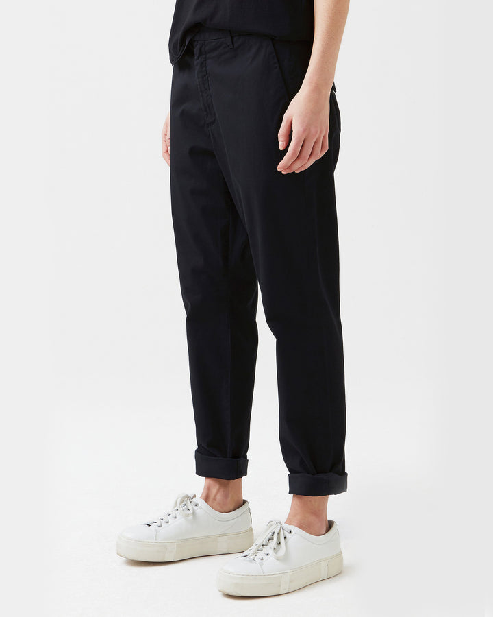 News Trouser Black