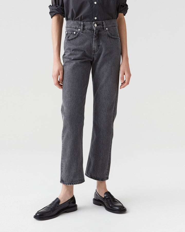 Rey Denim Black Wash