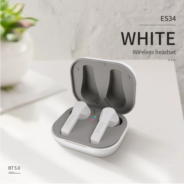 HOCO Wireless Bluetooth Earphone 5.0 Intelligent Touch Control 3D Stereo bass