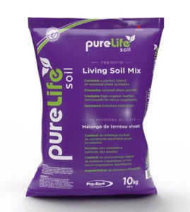 Certified Organic Living Soil Mix - 20L