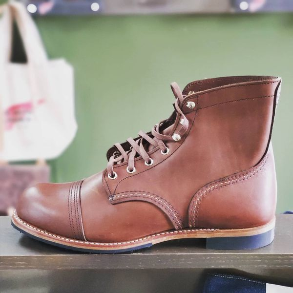 Red Wing Gro Cord Resole