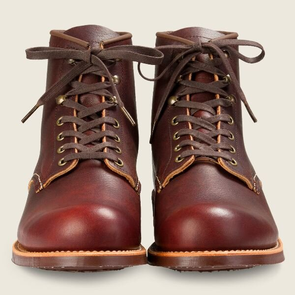 Red Wing Blacksmith - 3340 - Briar Oil Slick Leather