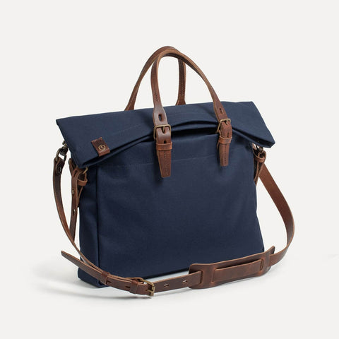 Sustainable business bag bleu de chauffe