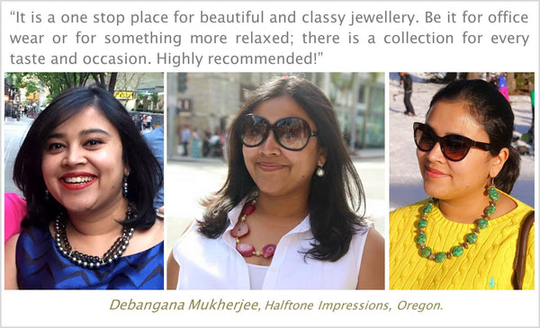Citrine by Shradha Customer Review - Debangana