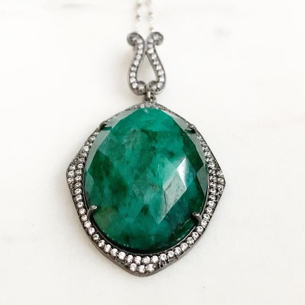 Stunning Gemstone Jewelry Made With 925 Silver