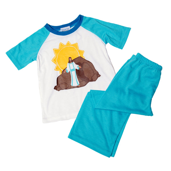 Boys Easter Pajamas