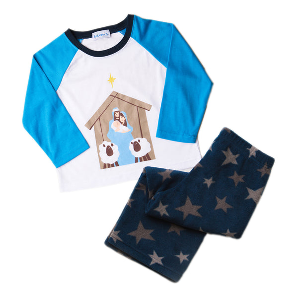 Boys Nativity Pajamas