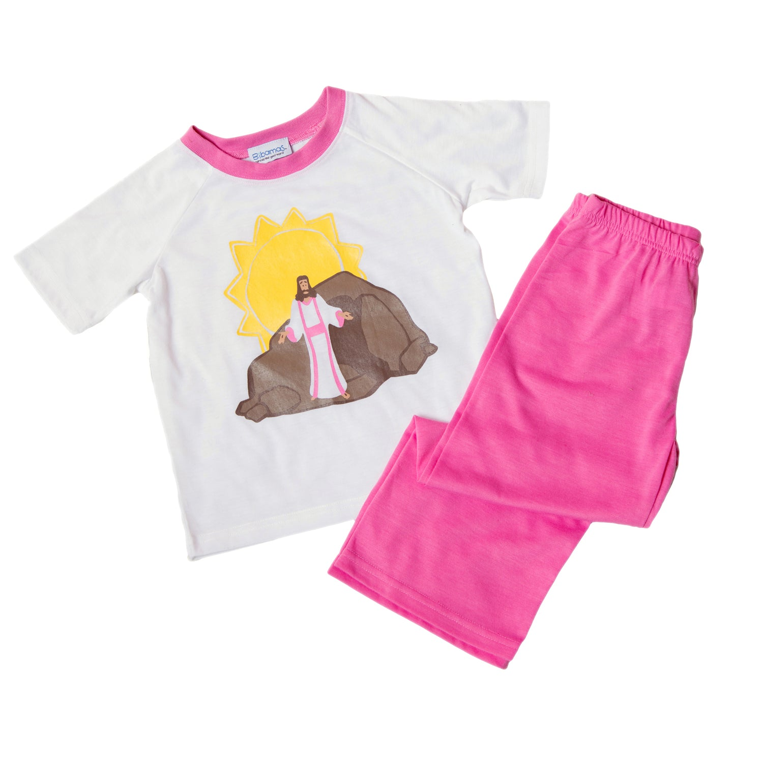 Girls Easter Pajamas