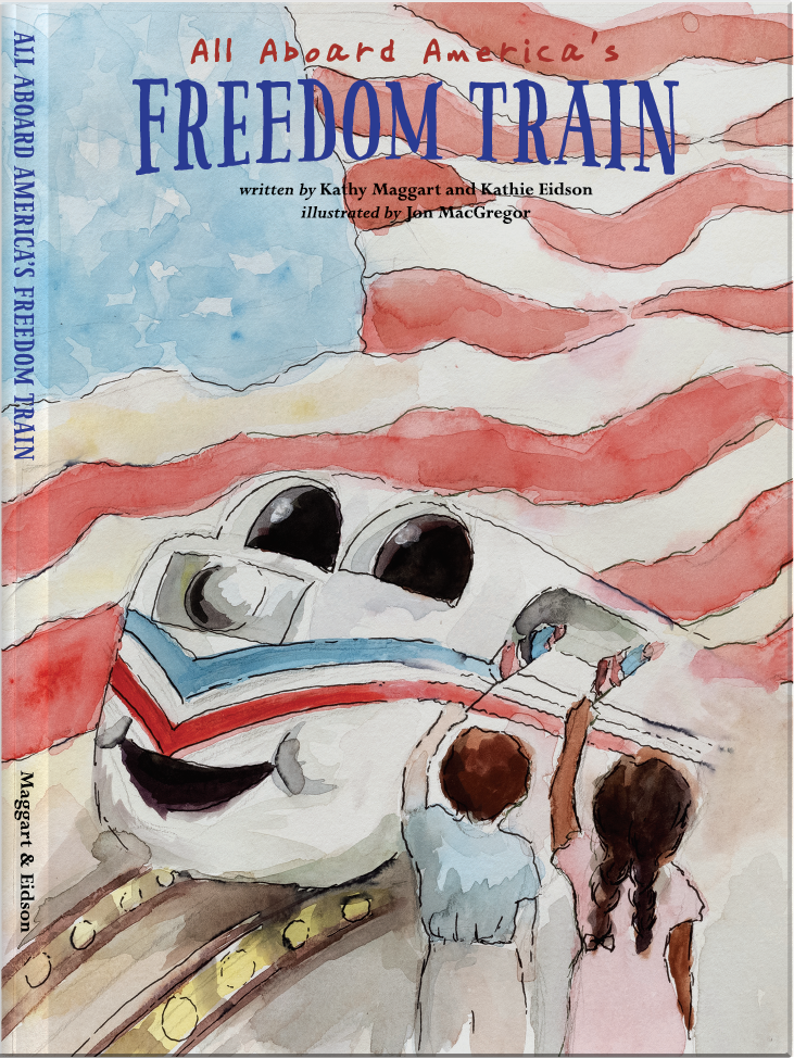 All Aboard America's Freedom Train, Ages 4-8